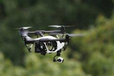Dron DJI Inspire 1